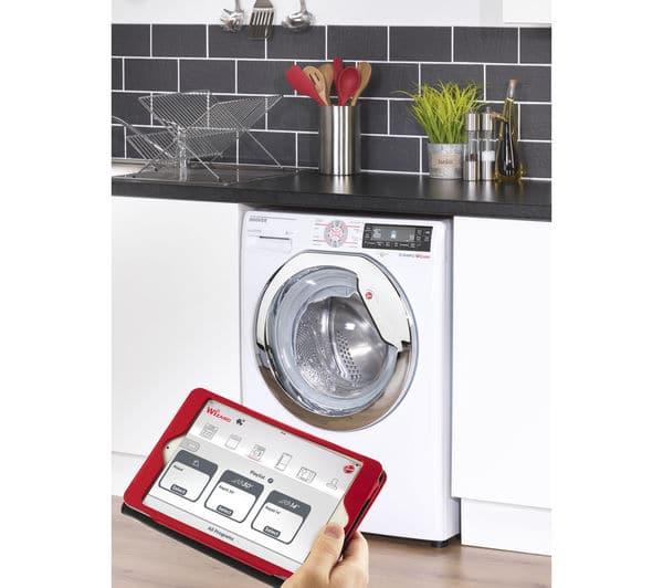 HOOVER Wizard DWTL413AIW3 Smart Washing Machine