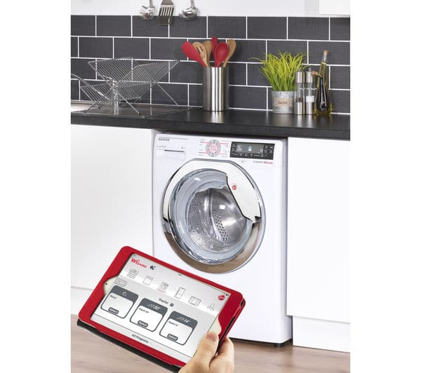 HOOVER Wizard DWTL413AIW3 Smart Washing Machine