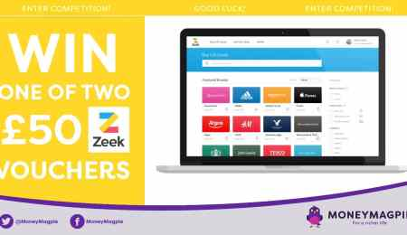 Win 1 of 2 £50 Zeek vouchers