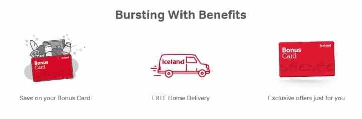 Iceland Bonus Card Banner