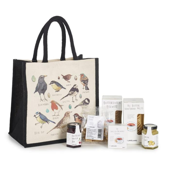 Bird lovers Christmas hamper