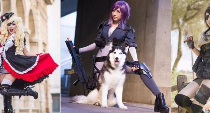 AMIE LYNN cosplay