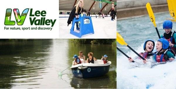 Lee Valley Activities Banner