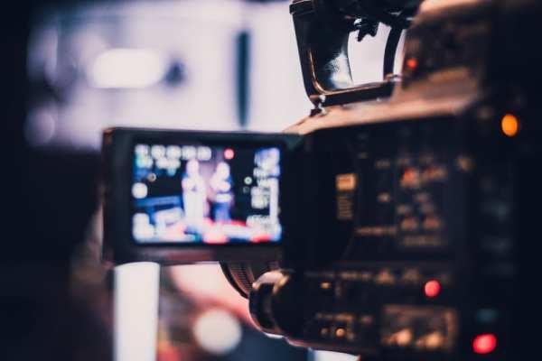 Video Camera recording