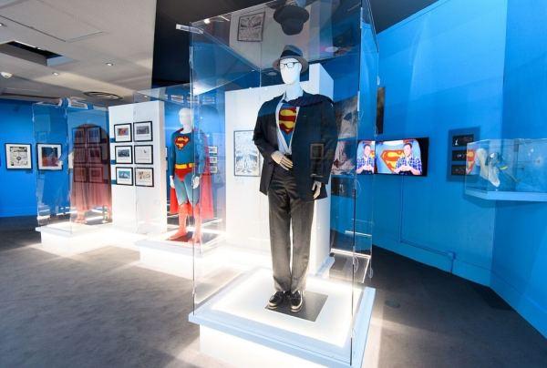 DC Exhibition: Dawn Of The Superheros