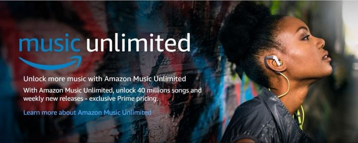 Amazon Unlimited Music