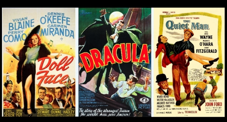 Old Film Posters