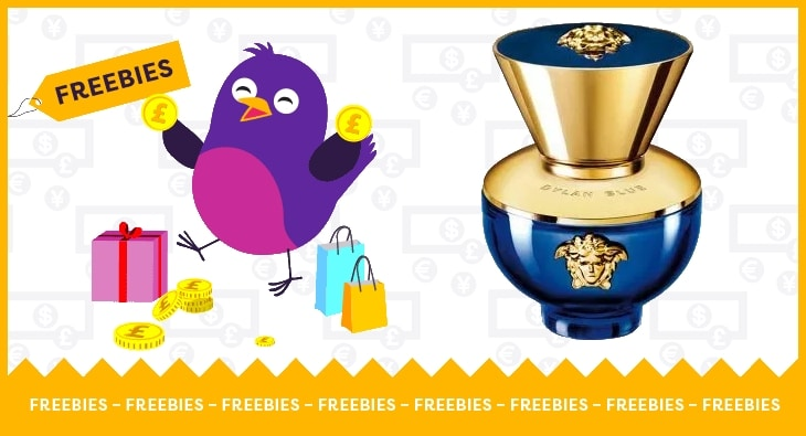 Free Versace Dylan Blue Fragrance