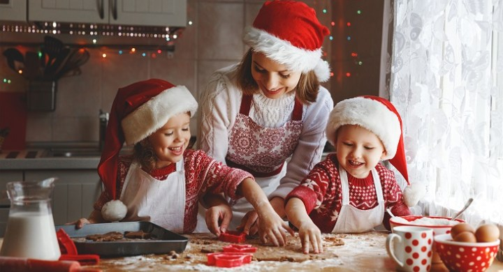 Bake for a cash neutral no cash Christmas