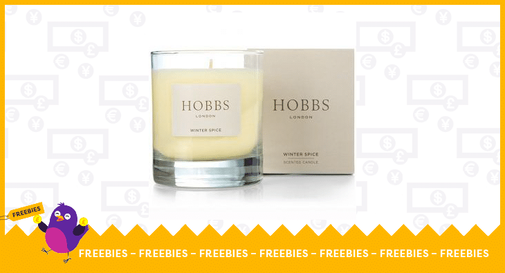 Hobbs candle