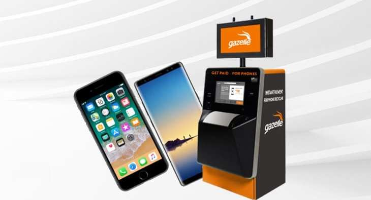 Make instant cash with your old mobile phone