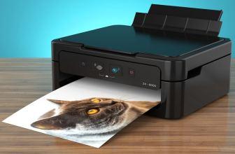 The cheapest home printer set-up