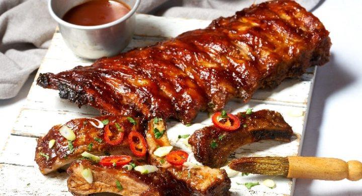 Jerk ribs