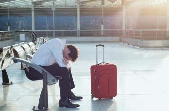 What to do in the event that your flight is delayed or cancelled