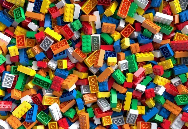 recycle lego