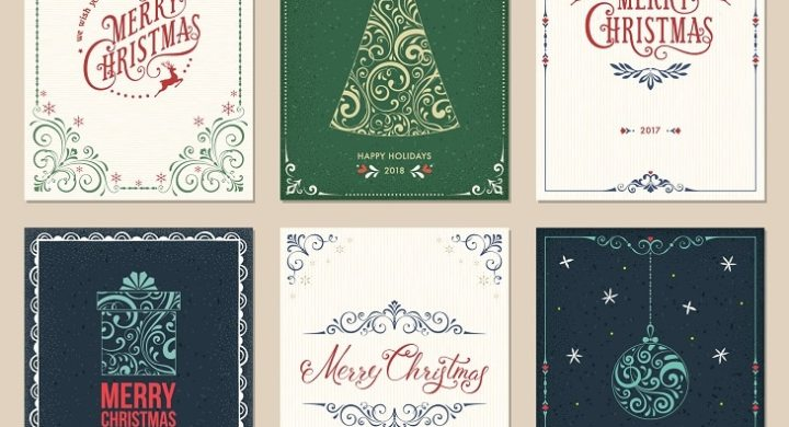 Make money collecting Christmas cards