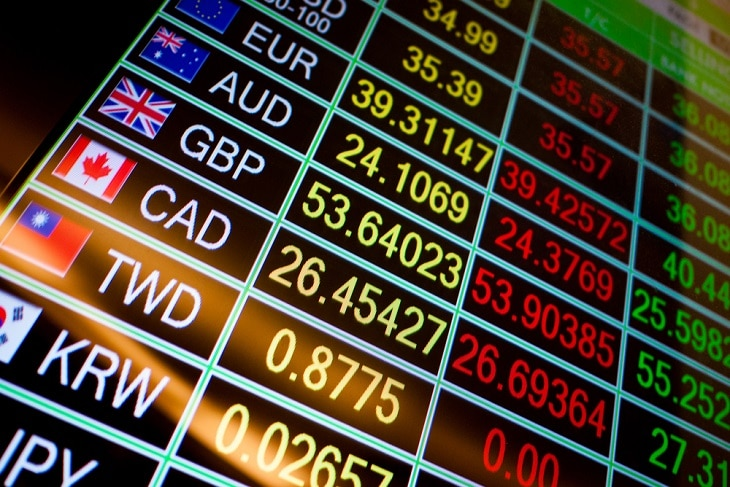 How interest rates affect exchange rates