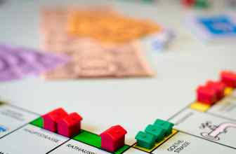 Investing monopoly board