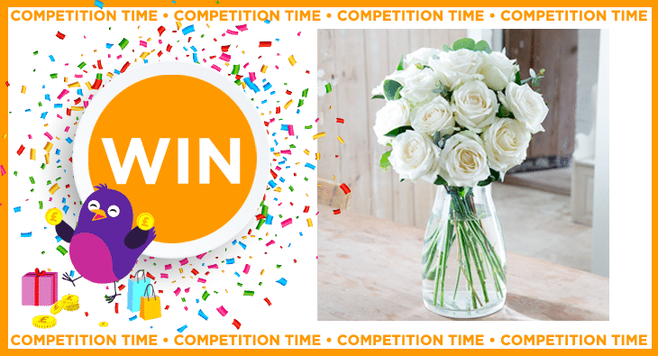 Win a luxury bouquet from Blossoming Gifts