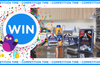 Win an Astonish vegan cruelty free cleaning prize package