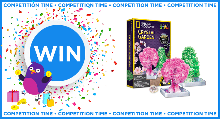 Win 1 of 3 National Geographic™ Kits from Bandai!