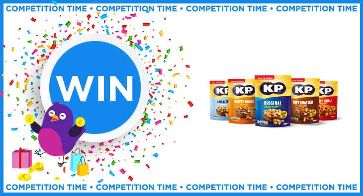 Win 1 of 3 KP Nuts bundles