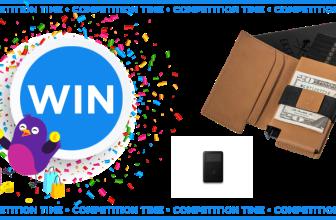 Win an Ekster Parliament Wallet + Tracker Card