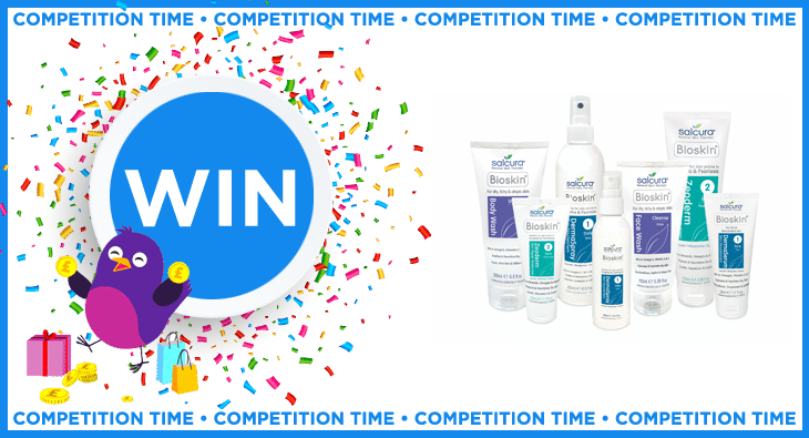 WIN a skincare bundle containing Bioskin and Antiac worth over £100!