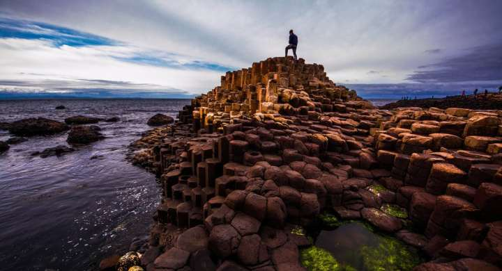 Earn a free night with Double Stamp and visit the GIants Causeway