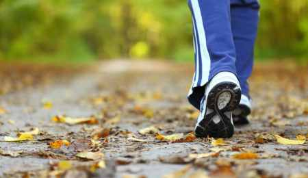 Walking is free (or cheap) and great exercise for everyone