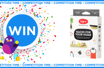 Win a Sugru Hacks For Your Home Kit