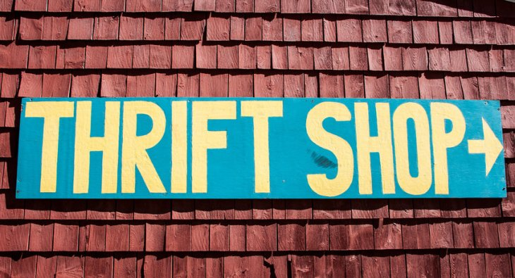 Create your own online thrift shop to sell items