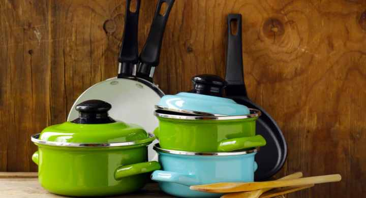 You can make a lot of money flipping thrift items like cookware