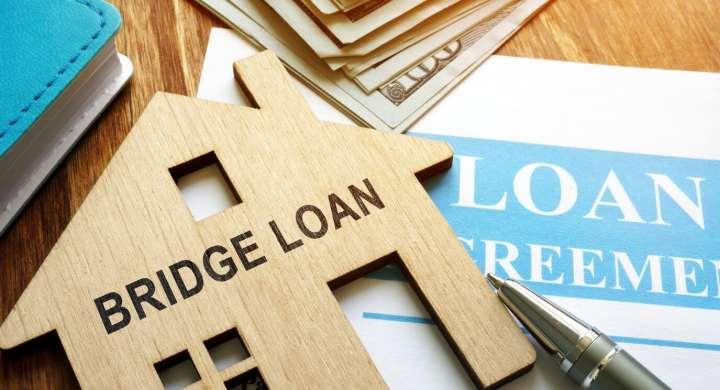 A bridging loan is suitable for some property purchases