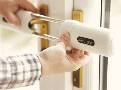 Patlock Home Security Device