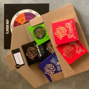 Willie's Cacao Chocolate Delivery