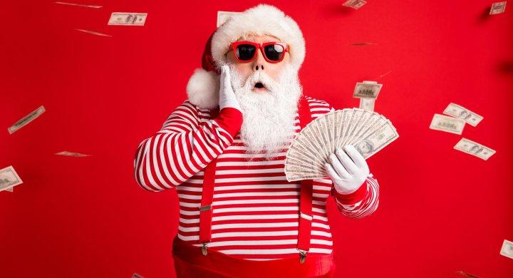 How to get paid as a virtual Santa