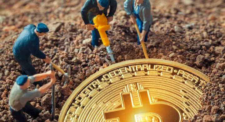 Bitcoin mining is one way to make extra money