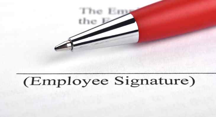 Avoid unfair contracts when getting a job