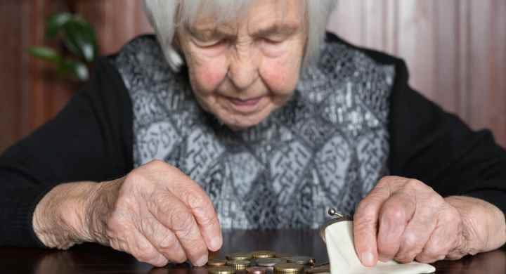 Switch pension provider to avoid losing money to charges