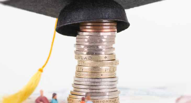 Changes in parental income means changes to student finances and options