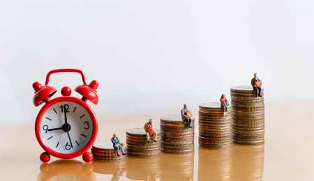 What is a pension annuity?
