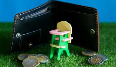 Child maintenance and other benefits for single parents