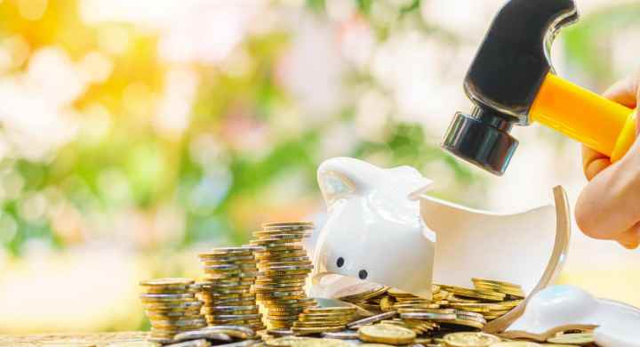 Regular savers earn more interest than stashing your emergency fund in a piggy bank