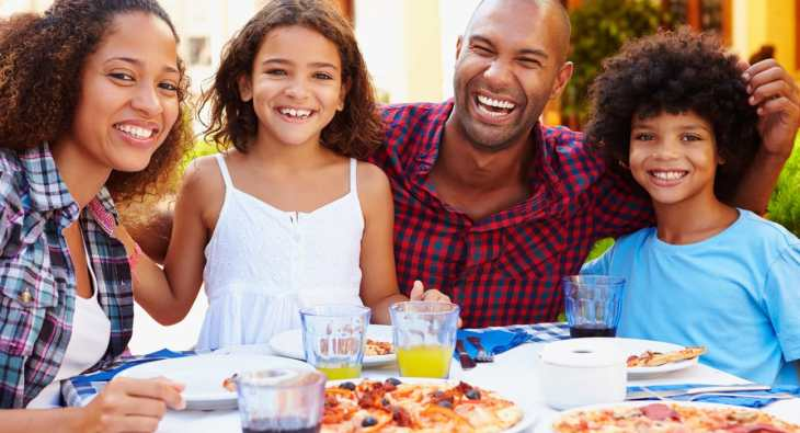 Eat out to help out will save you money on dining family activities this August