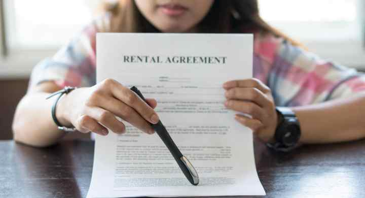 Eviction rights depend on your tenancy agreement