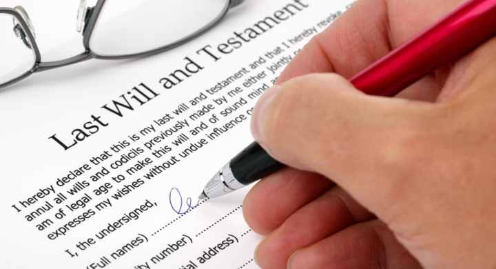 Free Wills Month is the perfect time to get your affairs in order