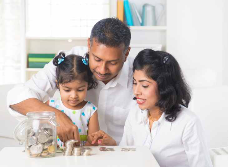 50 Money saving tips for parents
