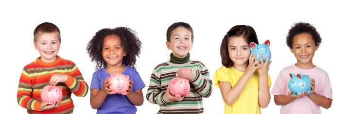 Child savings tips for parents