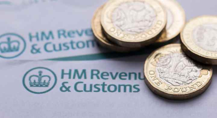 If you've overpaid Payments on Account you could be due a tax refund